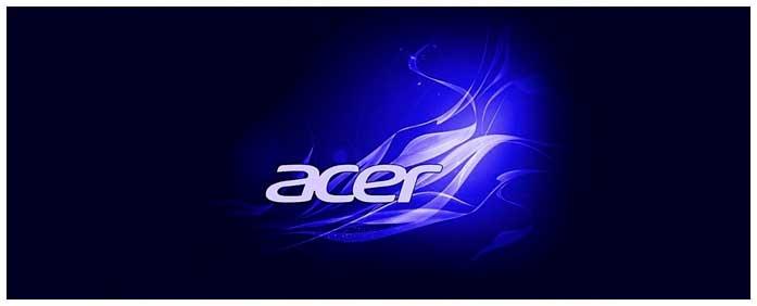Ввод пароля в БИОС на ноутбуке Acer